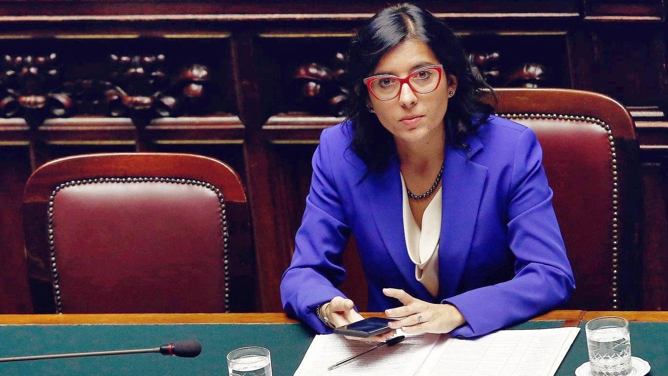 Fabiana Dadone Ministro per la PA