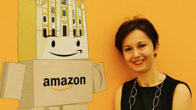 Mariangela Marseglia (Country Manager Amazon): «La crescita del digitale è un'opportunità di ripartenza»