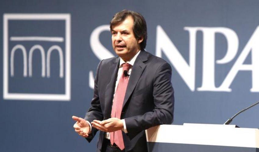 Carlo Messina CEO Intesa Sanpaolo