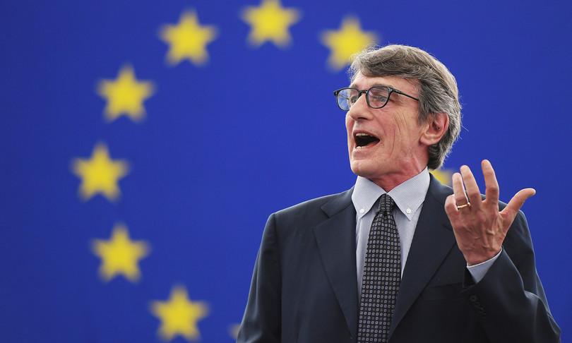 Sassoli: «Regole del Patto di Stabilità vanno aggiornate»