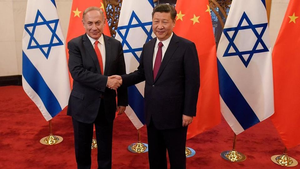 La paura degli Stati Uniti sono gli investimenti cinesi in Medio Oriente
