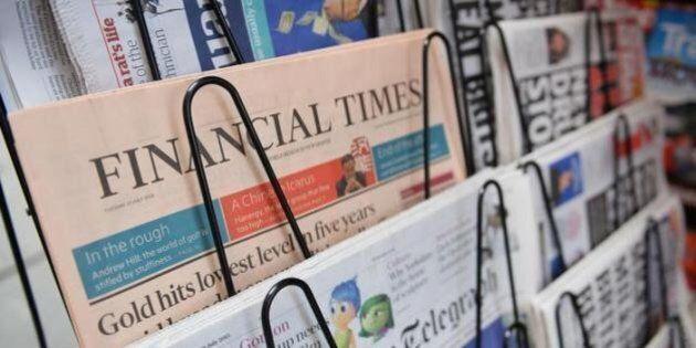 Il Financial Times vede una ripresa economica lenta e frammentata
