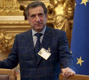 Gino Sciotto Presidente Nazionale FAPI