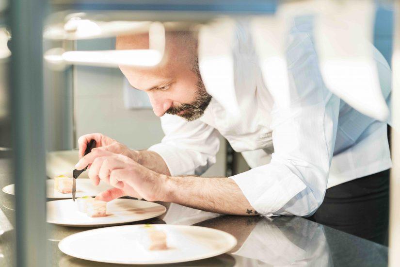 Niko Romito Chef tre stelle Michelin