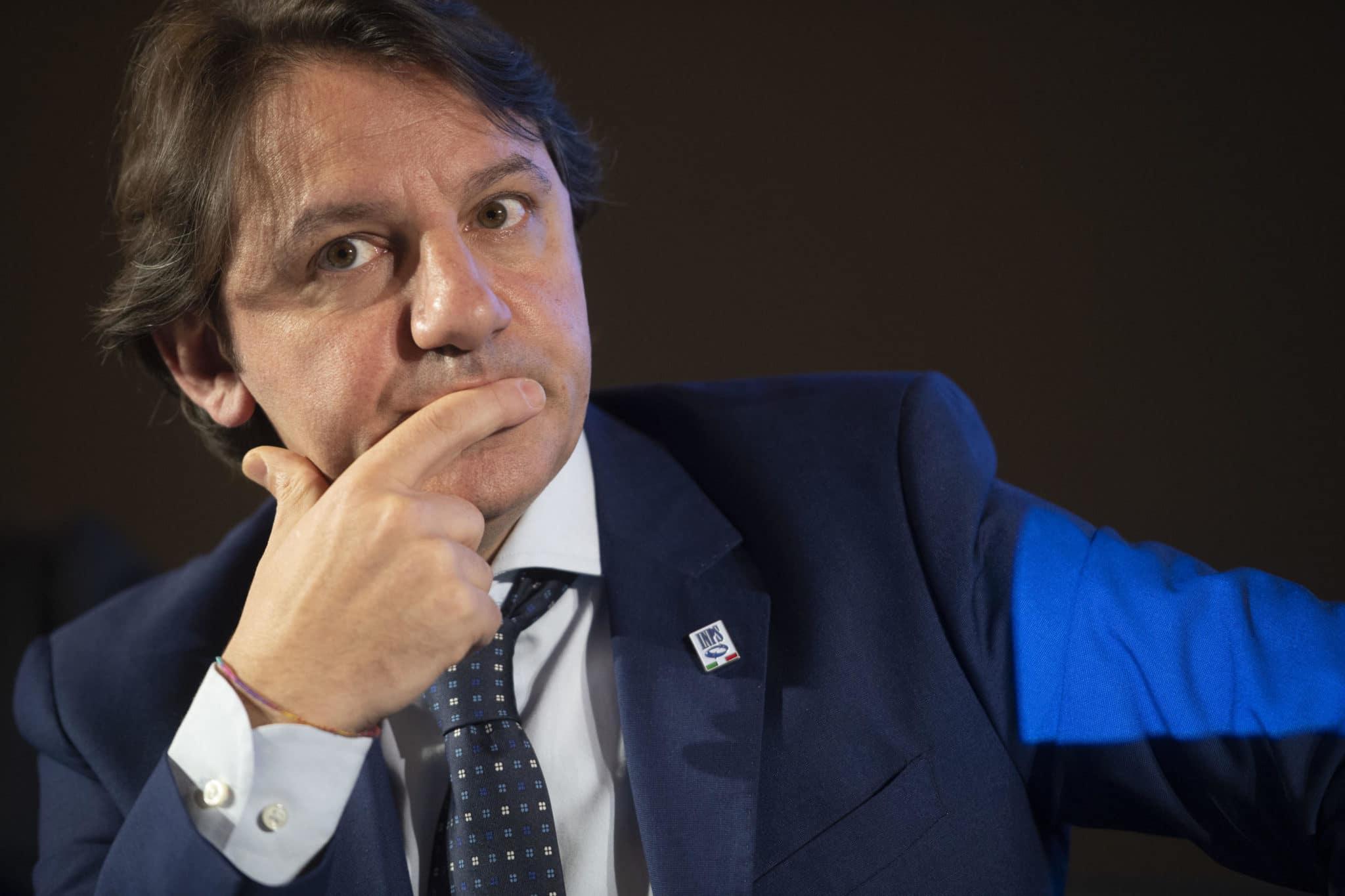 Pasquale Tridico (presidente Inps): «La fine di Quota 100 non è la fine del mondo»