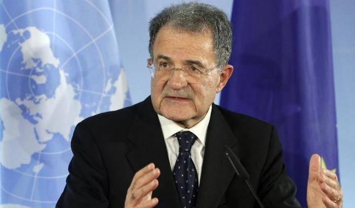 Romano Prodi, tensioni con la Cina