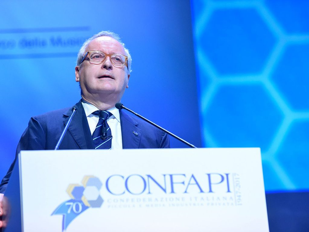 Maurizio Casasco (presidenza Confapi): «Basta demonizzare l'industria: serve una politica che attragga i giovani»