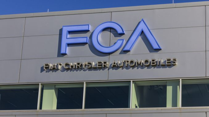 Fca conclude linea credito da 6,3 mld con Intesa Sanpaolo