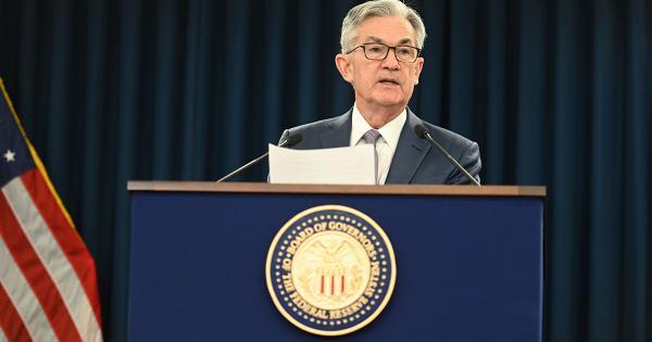 L'accomodante politica di Federal Reserve sui tassi degli Stati Uniti