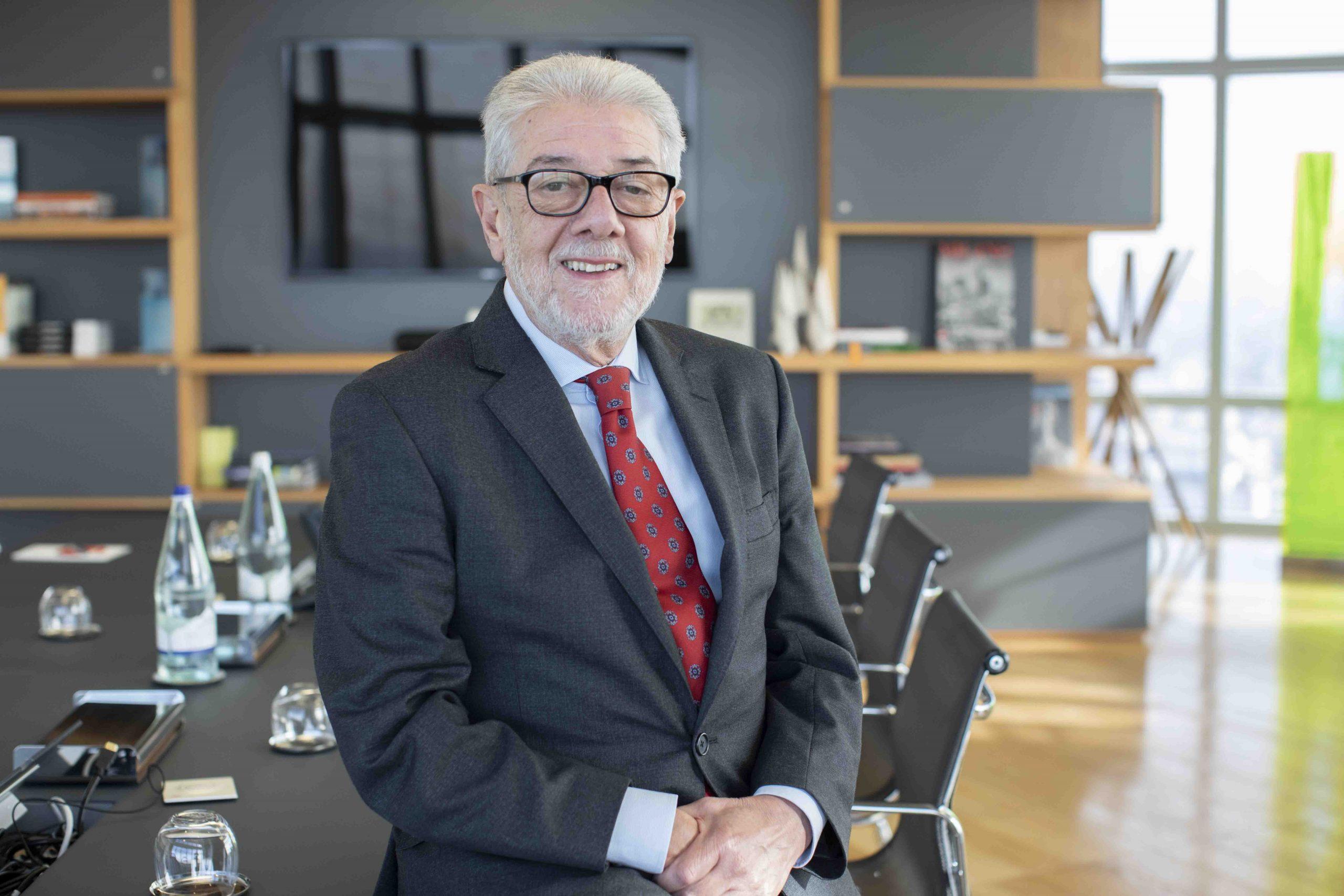 Cesare Bisoni Presidente Unicredit