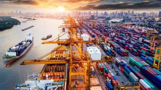 Nel 2020 forte crescita per le esportazioni cinesi