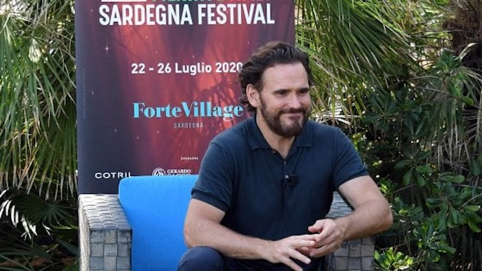 Matt Dillon: «Grande leadership di Cuomo a New York, come Conte in Italia»