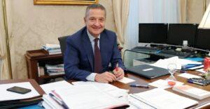 Fabio Panetta (Bce): «L'Italia faccia le riforme senza dimenticare il Sud»
