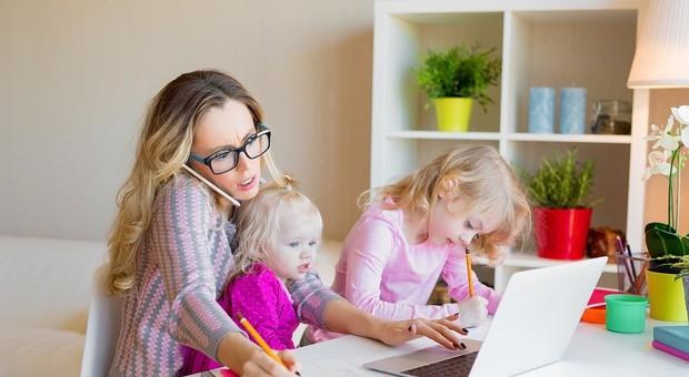 Coordinamento Donne Acli: «Servono sgravi fiscali e contributivi alle aziende che assumono madri»