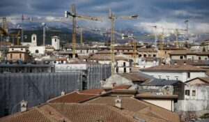 A 4 anni dal sisma Amatrice attende la ricostruzione, 550 i cantieri privati avviati
