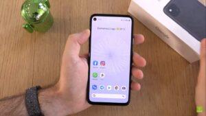 Google svela un nuovo smartphone Pixel e punta sul 5G