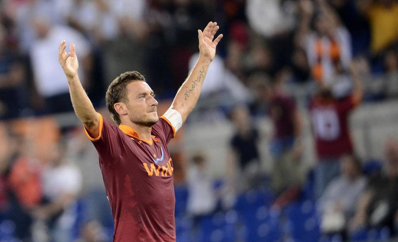 Francesco Totti diventa startupper e rileva il controllo di Lieri33