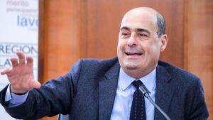 Zingaretti (Segretario Pd): «È in gioco la tenuta della nazione, non solo un'alleanza di governo»