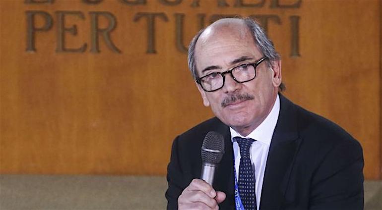 Federico Cafiero De Raho (procuratore nazionale antimafia): «Riforma della Giustizia: un passo avanti molto importante»
