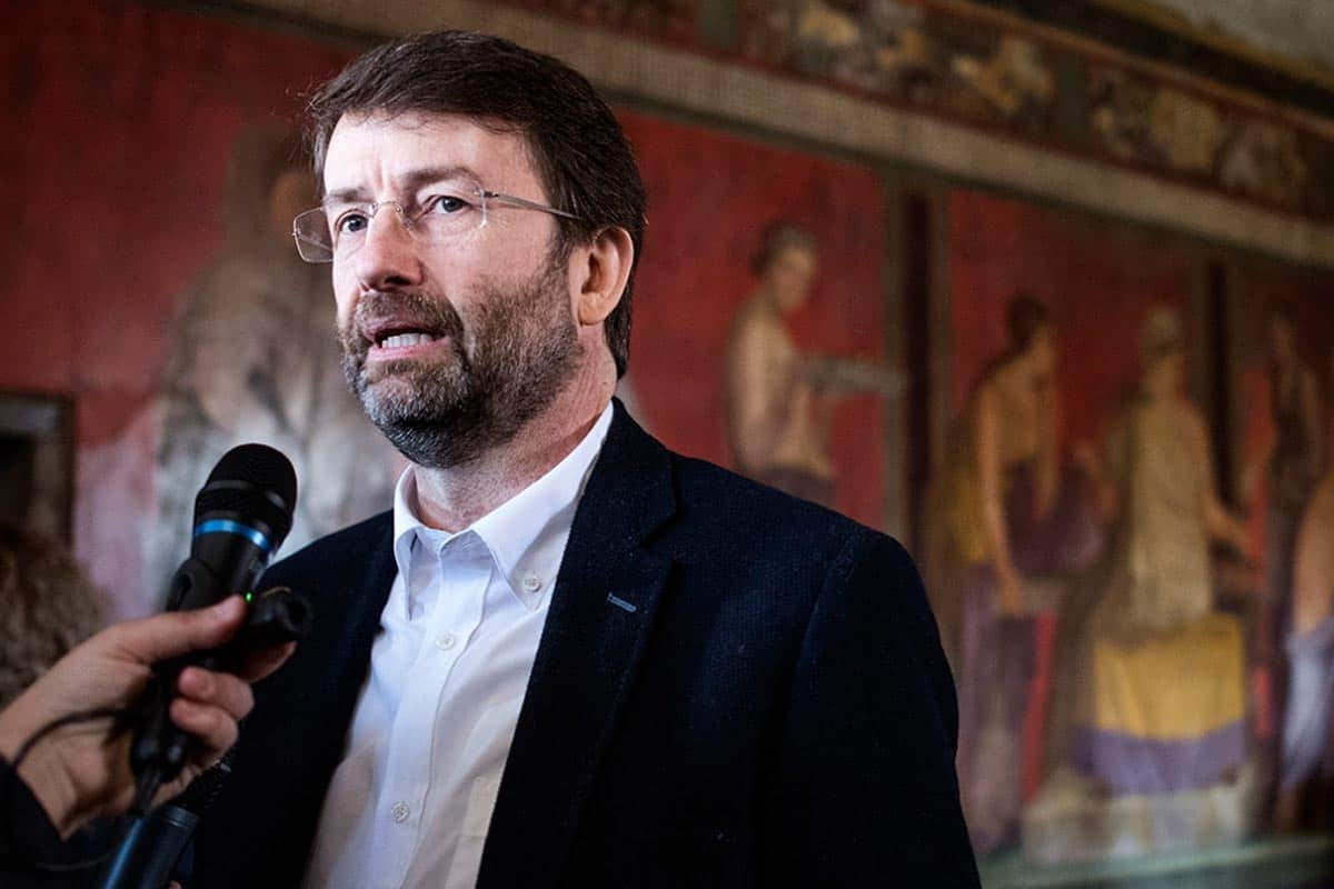 Teatri e cinema, Franceschini: «Italia riapra per prima»