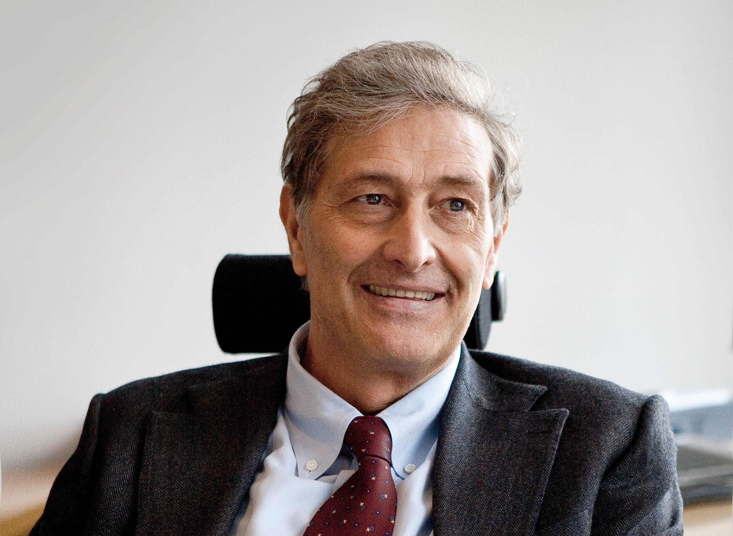 Guido Rasi ex direttore EMA