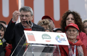 Sindacati in piazza il 18 settembre. Landini (segretario Cgil): «Rilanciamo il lavoro di qualità, i diritti, l'equità e la giustizia sociale»