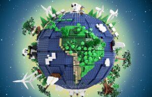 Lego Group investirà 400 milioni in sostenibilità entro il 2023