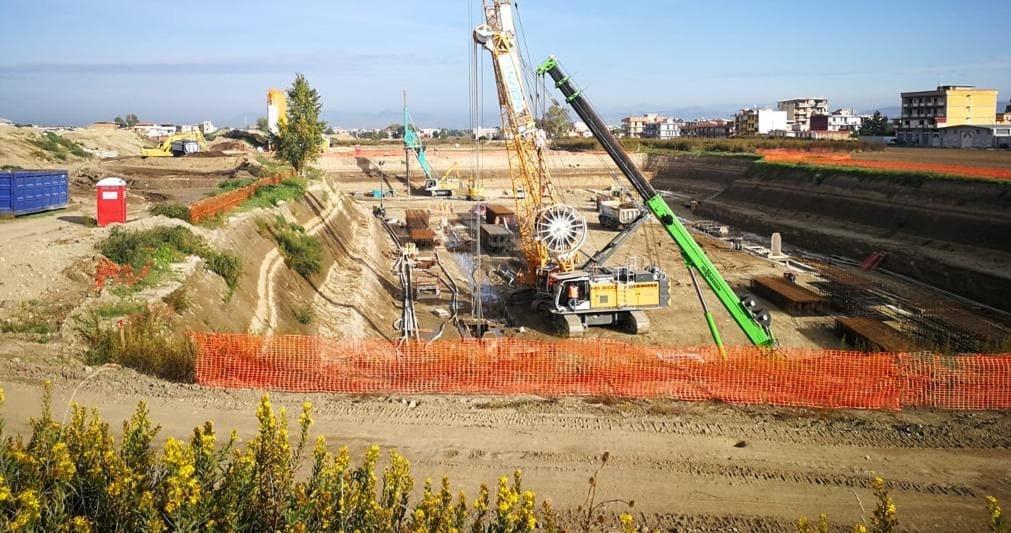 Infrastrutture: 50 cantieri da sbloccare, dalla Salaria all'alta velocità Napoli-Bari