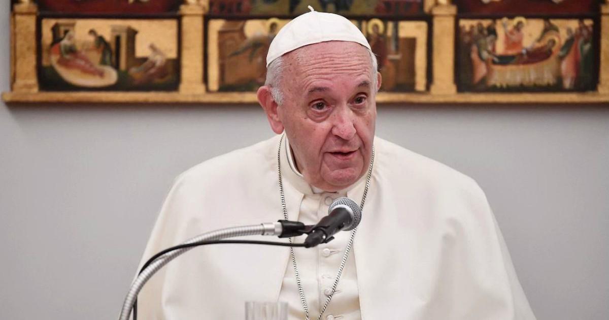 Papa Francesco: «Ripensare un nuovo modello di sviluppo»