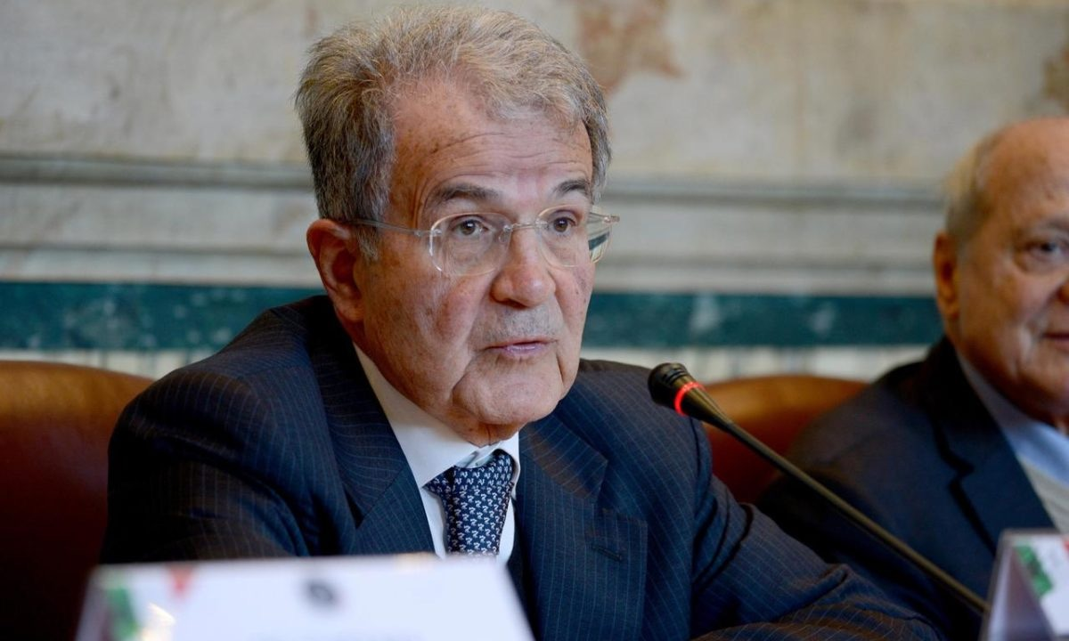 Prodi: «Non mi candiderò a presidente della Repubblica»