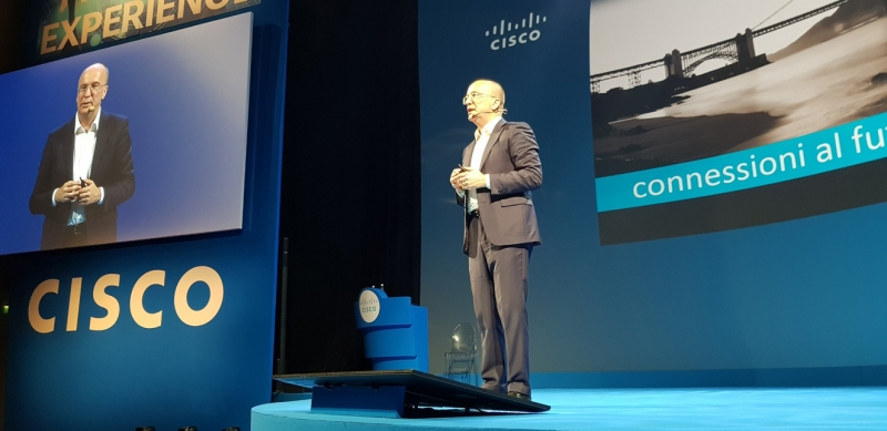Università, Santoni (Cisco): «L'aula del futuro sarà aperta e connessa»