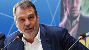 Marco Tardelli: «Con Gravina ritrovo l'azzurro»