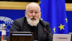 Recovery Fund, Timmermans (vicepresidente Commissione Ue): «L'Italia faccia riforme adeguate»
