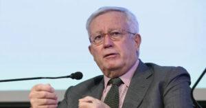 Tremonti (ex ministro dell'Economia): «Bene l'Europa sul post-Covid ma c'è il rischio di una nuova crisi finanziaria»