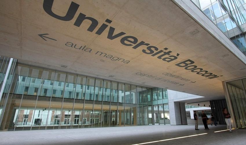Università Bocconi nella top 10 di Financial Times per il corso in Management