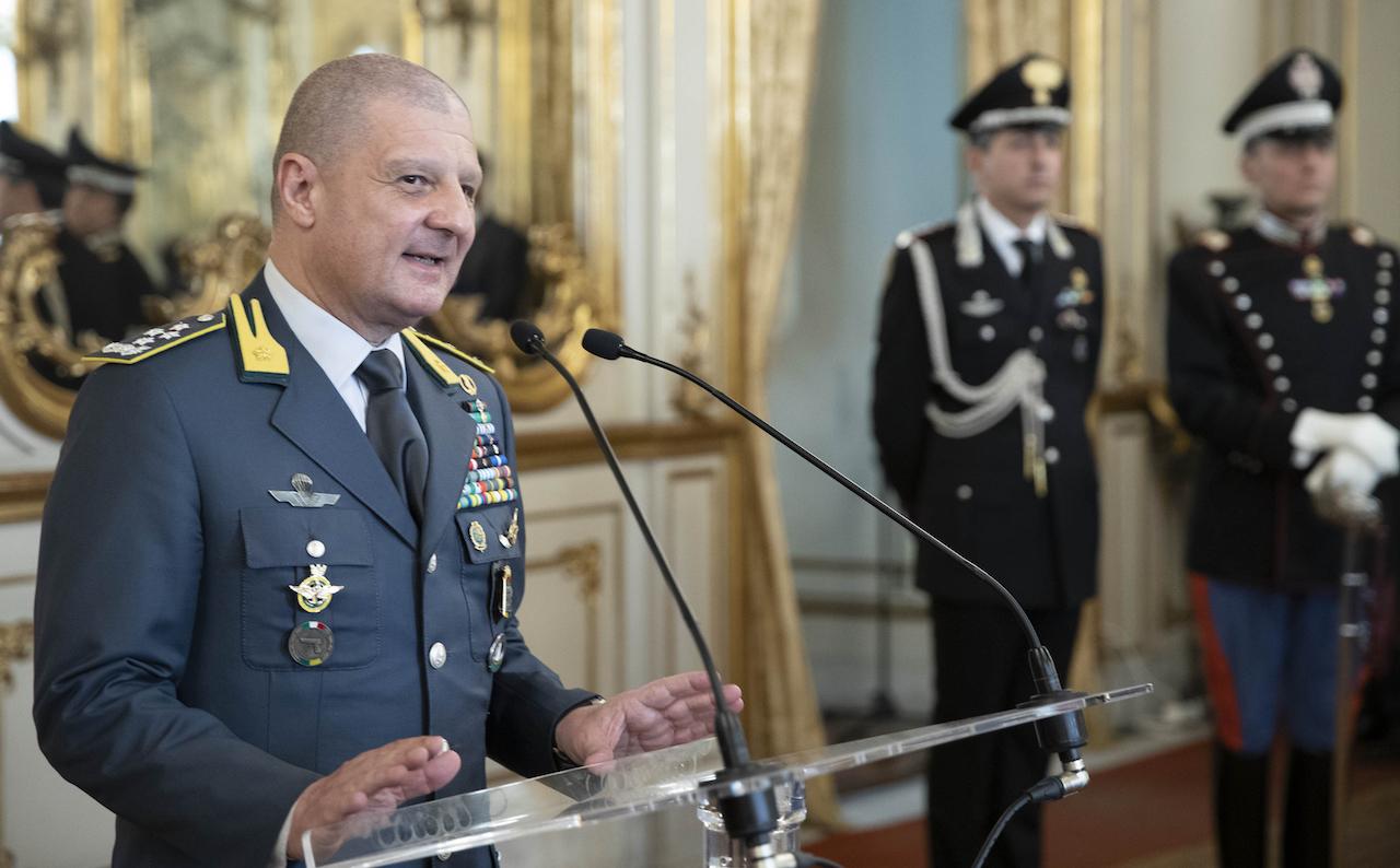 Giuseppe Zafarana (comandante Guardia di Finanza): «La pandemia ha resa necessaria maggiore attenzione su ogni possibile strumentalizzazione criminale»
