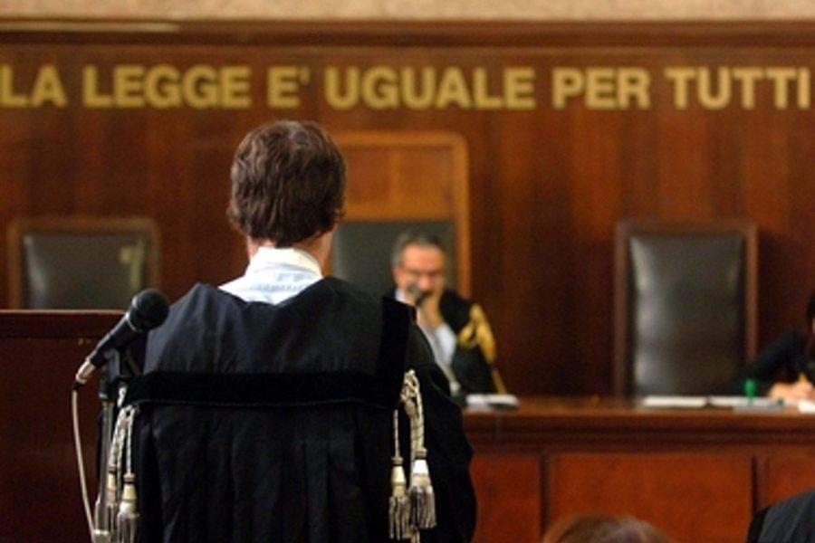 Aula di Giustizia 100 proposte