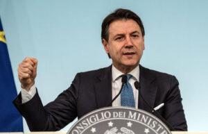 Giuseppe Conte: «La parola d'ordine è 'credibilità'. Nessuna contrapposizione con Draghi»
