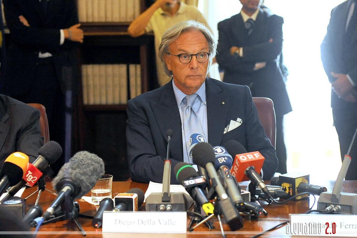 Della Valle:«Recovery, pensare a piano-Paese complessivo»