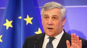 Antonio Tajani Vicepresidente Forza Italia