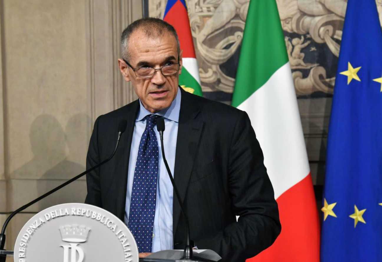 Cottarelli:«Ripresa passa da vaccini e sostegno a imprese»