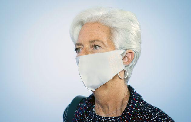 Lagarde: «Nel 2021 il Pil dell'Eurozona sarà intorno al 4%»