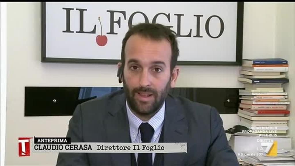 Claudio Cerasa (il Foglio): «Ddl per la tutela dell'ambiente: tra la sostenibilità ambientale ed economia»