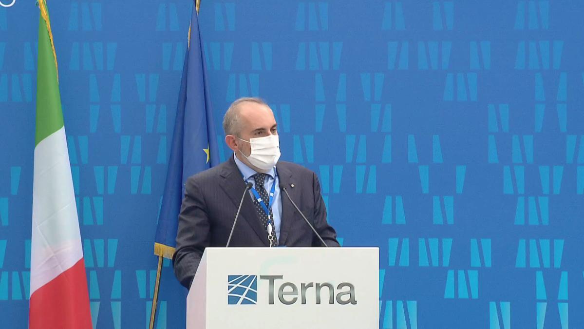 Stefano Donnarumma (Ad Terna): «Il rincaro delle materie prime hanno portato ad aumenti in bolletta »