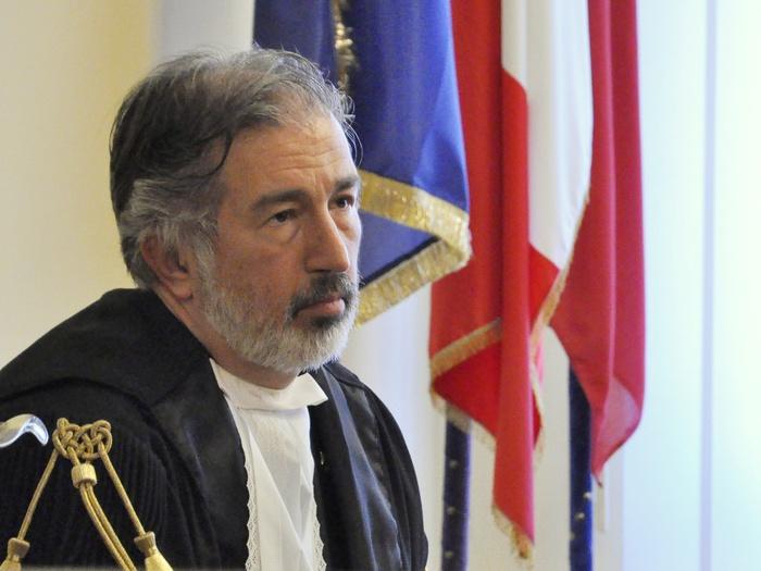 Massimiliano Atelli Magistrato della Corte dei Conti
