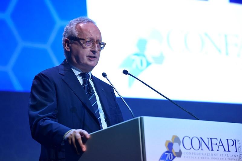 Maurizio Casasco (presidente CONFAPI): «Occupazione: preservare competenze e avviare formazione aziendale»