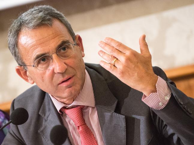 Sergio Costa Ministro per l'Ambiente
