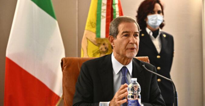 Nello Musumeci (presidente Sicilia): «Cooperare con le imprese per una crescita razionale e sostenibile»