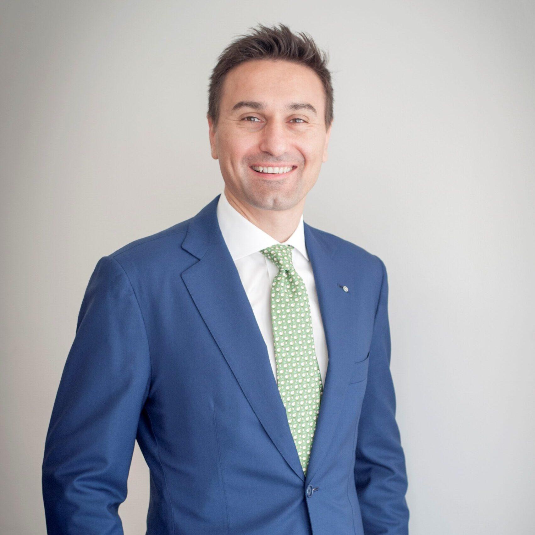Pippo Cannillo Presidente e AD Despar Centro Sud
