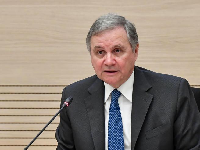 Ignazio Visco Governatore Banca d'Italia
